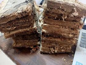 木刻《康熙字典.》27本通走,,,每一本都是前后几页破,中间品相还不错。
