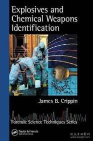 【包邮】Explosives and Chemical Weapons Identification