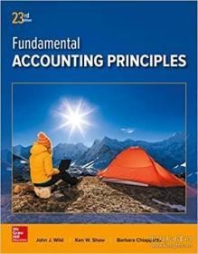 【包邮】Fundamental Accounting Principles