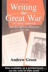 【包邮】Writing The Great War