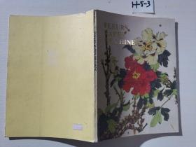 中国名贵花卉(法文版)