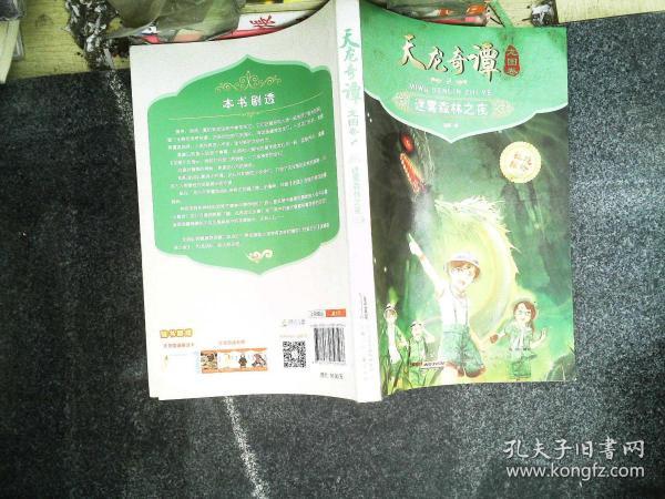 天龙奇谭龙图卷(2):迷雾森林之夜