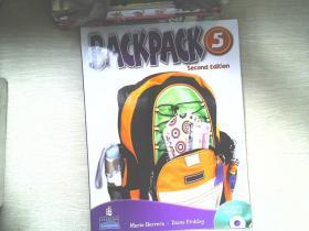 培生出版社新版第二版BackPack 5