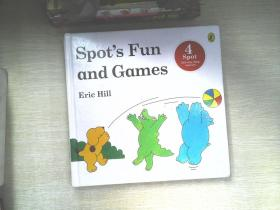 Spots fun and games