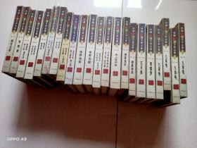 中国焚禁文学名著(1——22册合售)