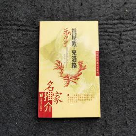 托尼欧·克洛格——外国中短篇小说系列