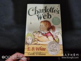 Charlotte's Web 夏洛特的网 英文原版插图本经典儿童文学电影原著小说E. B.(E·B·怀特)