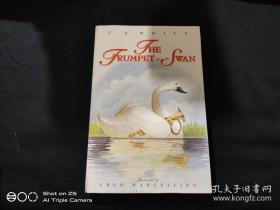 The Trumpet of the Swan 吹小号的天鹅·英文原版·儿童获奖文学小说 E. B. White(E·B·怀特