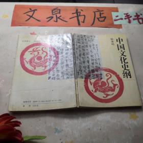 中国文化史纲 陈寒鸣签名赠本 tg-148如图