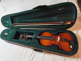 4分之2小提琴