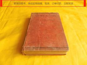 【90年前英文原版老书】HIGHER   ALGEBRA   1924年版(中文书名《高等代数》稀少罕见、非常珍贵)【繁荣图书、本店商品、种类丰富、实物拍摄、都是现货、订单付款、立即发货、欢迎选购】