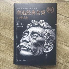 鲁迅经典全集1 小说全集 鲁迅 湖南人民出版社 9787556110179