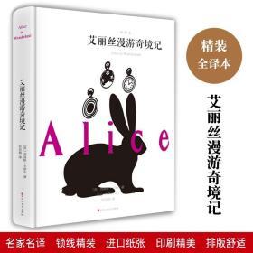 畅销·文学名著:艾丽丝漫游奇境记(精装全译本)