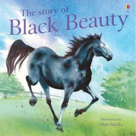 Black Beauty黑美人(精装绘本)(3-6)岁