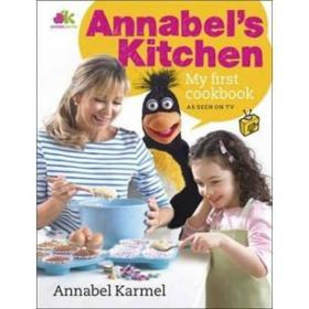 Annabel's Kitchen: My First Cookbook安娜贝尔的厨房(精装绘本)(11-14)岁