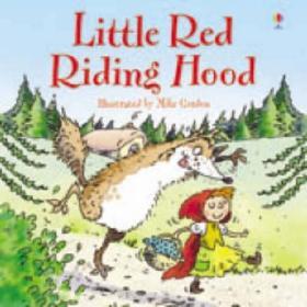 Little Red Riding Hood小红帽(精装绘本)(3-6)岁