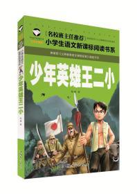 名校班主任推荐·小学生语文新课标阅读书系:少年英雄王二小(彩图注音版)