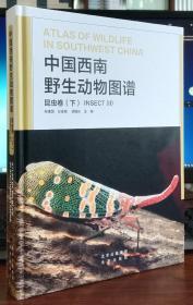 中国西南野生动物图谱 昆虫卷(下)