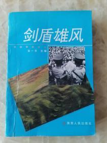 剑盾雄风,陕西公安案例集。
