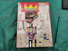 五百一十页巨厚册《墙有灼光~涂鸦王子巴奎斯特的街头绘画和字体艺术 》精装版高清印刷,22*16公分,巴奎斯特是一个倍受安迪.沃霍尓推崇的艺术家,苏富比和佳士得拍卖行创造当代艺术天价记录的涂鸦大师.跃于1980年代的美国画家、雕塑家及街头涂鸦艺术家,1960年出生于纽约,父亲是海地人;母亲则为波多黎各后代。巴斯奇亚自小显露绘画的兴趣,巴斯奎特富有表现力的语言是基于原始的数字和综合的单词和短语