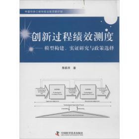 创新过程绩效测度:模型构建、实 研究与政策 择陈凯华中国科学技术出版社管理