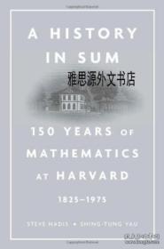 【包邮】A History In Sum