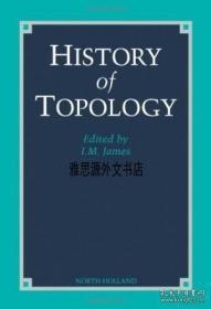【包邮】 History Of Topology