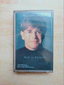 磁带  埃尔顿·约翰—英国制造