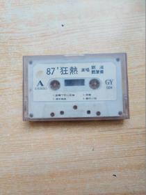 磁带:刘鸿 邓洁仪----87狂热