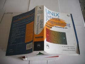 UNIX Network Programming The Sockets Networking API