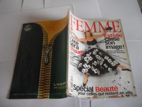 FEMME N.151 Juillet 2001