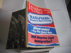 Reader`s Digest  January 1981