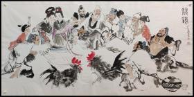 中国美术家协会会员,美协广东分会常务理事【陈衍宁】人物