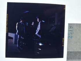 2519 警匪刑侦类 明星 美女 电影剧照反转片  《出生入死》  1990年