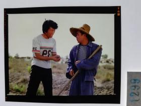 1299  电影明星 美女 剧照反转片  《砂砾》  指导生产