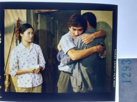 1293  电影明星 美女 剧照反转片  《砂砾》  民族友谊