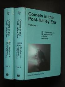 Comets in the Post-Halley Era Volume 1  Volume 2 [two volumes  complete]