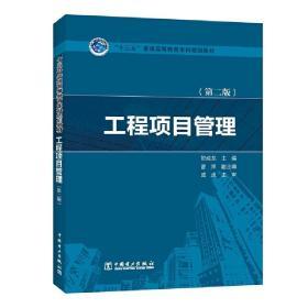 工程项目管理(第二版第2版) 贺成龙 中国电力出版社 9787519814076 正版旧书