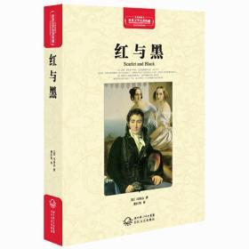 红与黑 司汤达 长江文艺出版社 9787535450036 正版旧书