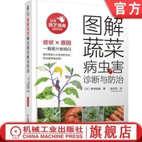 图解蔬菜病虫害诊断与防治