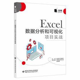 Excel数据分析和可视化项目实战