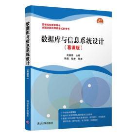 数据库与信息系统设计(慕课版全国计算机等级考试参考书高等院校教学用书)
