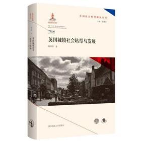 英国城镇社会转型与发展(英国社会转型研究丛书/钱乘旦主编)