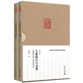 大藏经研究论集:大藏经的过去、现在与未来(全二册)(精装)