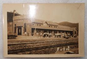 益灰铁路  60年代左右老照片像片  益阳铁路  益阳  铁路  火车  之一