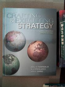 CRAFTING&EXECUTINGSTRATEGY The Quest for Competitive Advantage CONCEPTS AND CASES16e