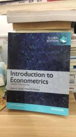 Introduction to Econometrics, Update 3rd Edition, Global Edtion  9781292071312(小16开)