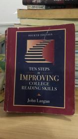Ten Steps to Improving College Reading Skills  John Langan  Bookman Books  9781591940043