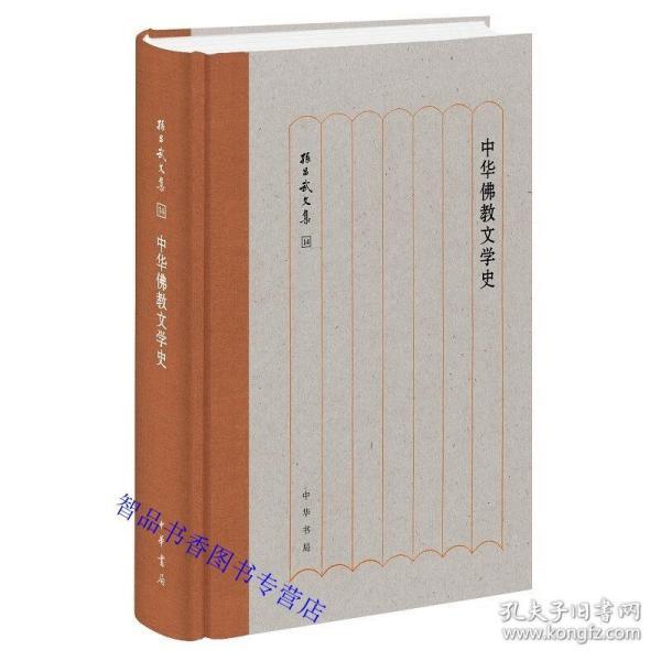 中华佛教文学史(孙昌武文集)