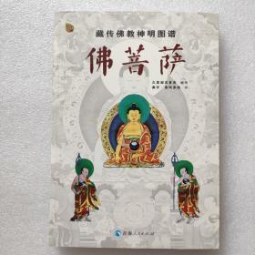 藏传佛教神明图谱 佛菩萨 久美却吉多杰 青海人民9787225040196